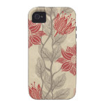 Fleurs Coque iPhone 4/4S