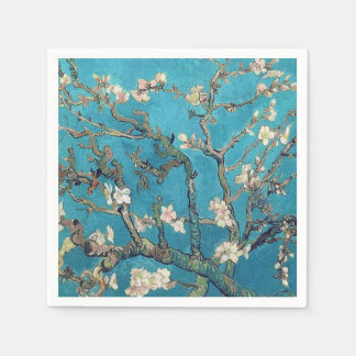 Fleurs d'amande par Van Gogh Serviettes Jetables