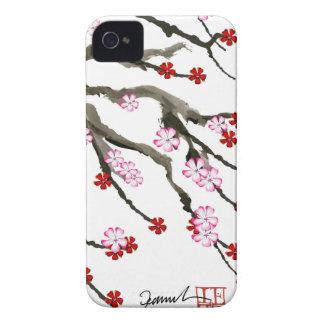 fleurs de cerisier 10 Fernandes élégant Coque iPhone 4 Case-Mate