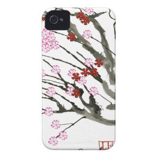 fleurs de cerisier 11 Fernandes élégant Coques iPhone 4