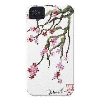 fleurs de cerisier 12 Fernandes élégant Coque iPhone 4