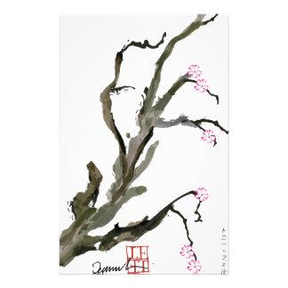 Fleurs de cerisier 15 Fernandes élégant Papier À Lettre