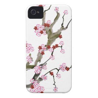 Fleurs de cerisier 16 Fernandes élégant Coque iPhone 4