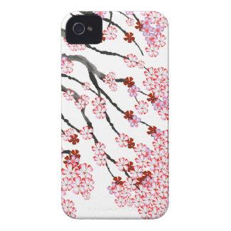 Fleurs de cerisier 18 Fernandes élégant Coque Case-Mate iPhone 4