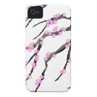 Fleurs de cerisier 20, Fernandes élégant de Sakura Coques iPhone 4 Case-Mate