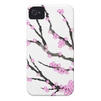 Fleurs de cerisier 21, Fernandes élégant de Sakura Coque Case-Mate iPhone 4