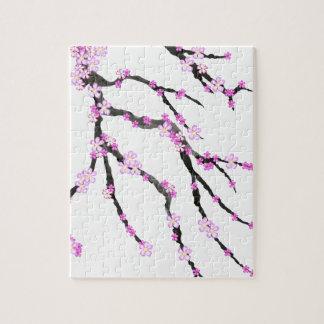 Fleurs de cerisier 22, Fernandes élégant de Sakura Puzzle