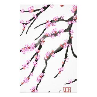 Fleurs de cerisier 30, Fernandes élégant Papier À Lettre