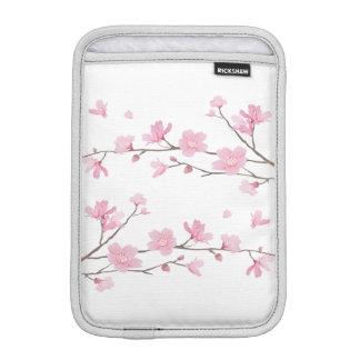 Fleurs de cerisier - arrière - plan transparent housse iPad mini