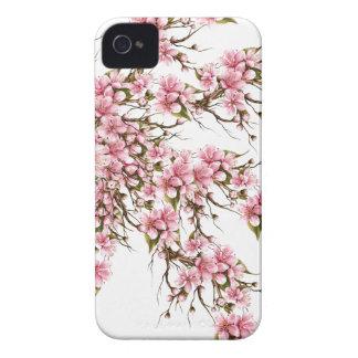 Fleurs de cerisier coque Case-Mate iPhone 4