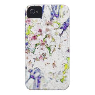 Fleurs de cerisier coque iPhone 4