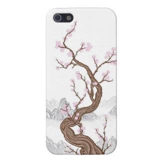 Fleurs de cerisier coque iPhone 5