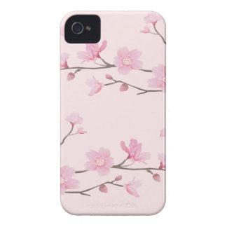 Fleurs de cerisier - rose coques iPhone 4 Case-Mate