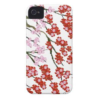 Fleurs de cerisier roses 26, Fernandes élégant Coque Case-Mate iPhone 4
