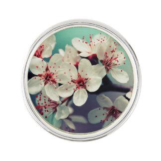 Fleurs de cerisier roses, Cherryblossom, Sakura Pin's