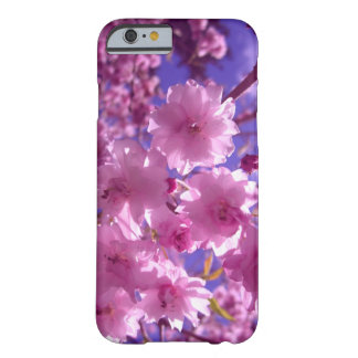 Fleurs de cerisier roses coque iPhone 6 barely there