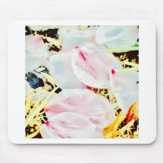 Fleurs de cerisier ! tapis de souris