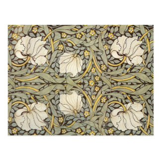 Fleurs de cru de William Morris Carte Postale