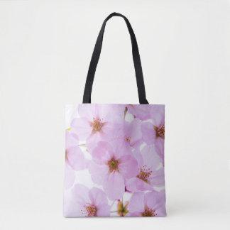 Fleurs de fleurs de cerisier à Tokyo Japon Sac