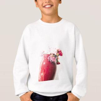Fleurs de floraison de ressort lumineux sweatshirt