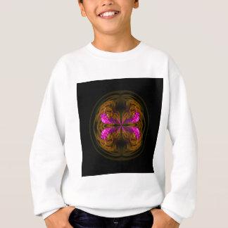 Fleurs de globe d'or sweatshirt