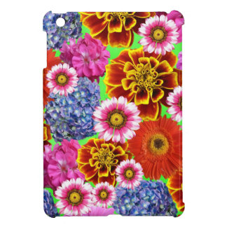 Fleurs de mai étuis iPad mini
