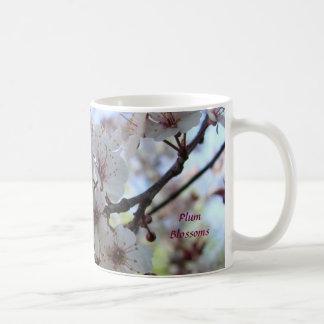 Fleurs de prune mug