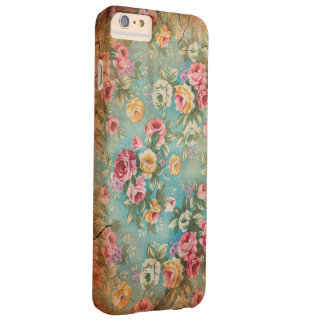 Fleurs de roses coque barely there iPhone 6 plus