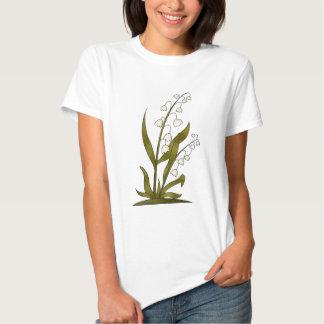 """Fleurs des insectes """"n"""" · Le muguet T-shirts"""