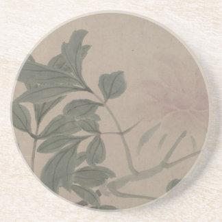 Fleurs des quatre saisons - Shen Zhou Dessous De Verres
