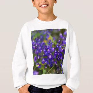 Fleurs du commandant de Polygala de Milkwort Sweatshirt