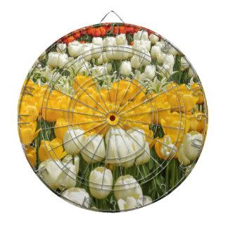 Fleurs en abondance jeu de fléchettes