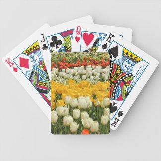 Fleurs en abondance jeux de cartes