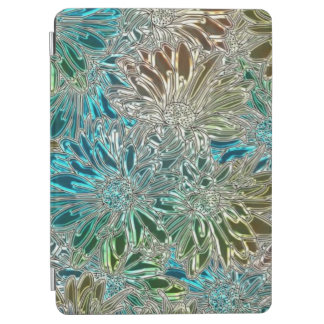 Fleurs en métal protection iPad air