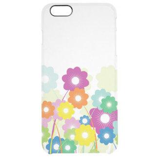Fleurs lumineuses coque iPhone 6 plus