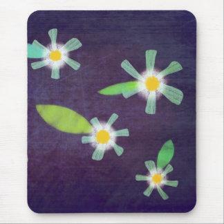 Fleurs Mousepad Tapis De Souris