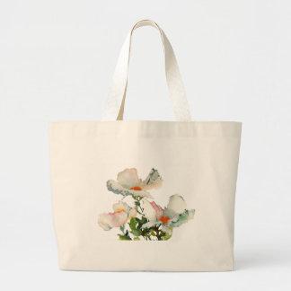 Fleurs mûres abstraites sac