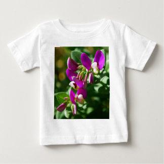 Fleurs pourpres t-shirt