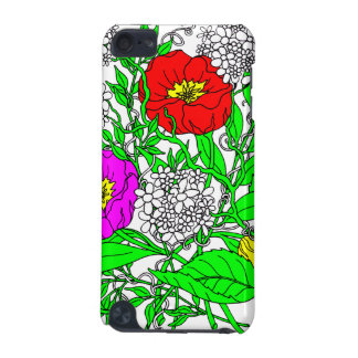 Fleurs sauvages 2 coque iPod touch 5G