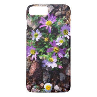 Fleurs sauvages coque iPhone 7 plus