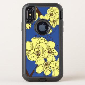 Fleurs sauvages jaunes tirées par la main