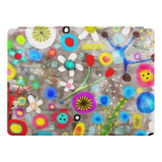 Fleurs sauvages vintages protection iPad pro