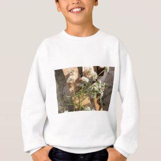 Fleurs sélectionnées de ressort sweatshirt