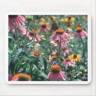Fleurs Tapis De Souris