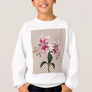 Fleurs vintages sweatshirt