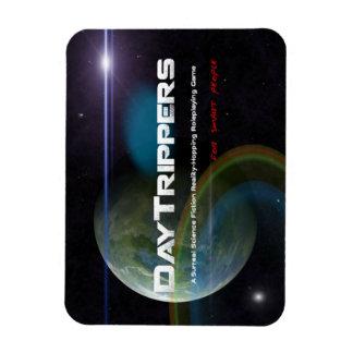 Flexi-Aimant de DayTrippers pour les personnes Magnet En Vinyle