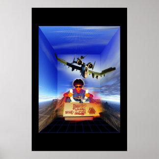 Flight Simulator Posters