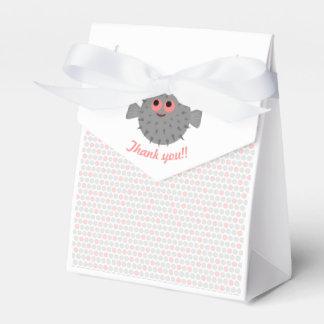 Flipper la boîte de cadeau de décolleur (petite) ballotins