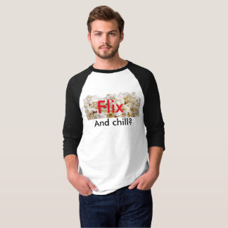 Flix et froid ? t-shirt