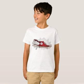 Floc de basket t-shirt